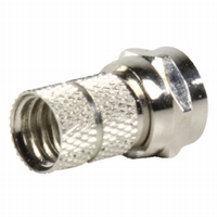 """F""connector schroef 6,4mm"